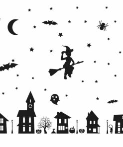 straatje halloween
