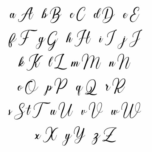 Balestaya font