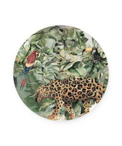 muurcirkel jungle dieren