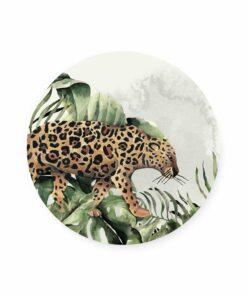 muurcirkel jungle jaguar